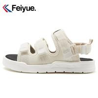 FEI YUE 飞跃 DF/1-882 女士厚底凉鞋