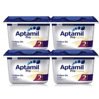 Aptamil 爱他美 白金版 婴儿奶粉 2段 800g*4