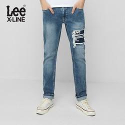 Lee X-Line L117092VA9UD 男士修身小脚牛仔裤