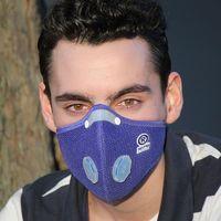 RESPRO 防雾霾口罩英国原产跑步骑行防尘面罩PM2.5 *2件