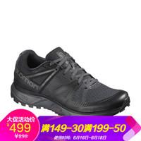 萨洛蒙(Salomon) 男女款户外越野跑鞋TRAILSTER 404877墨黑色 UK9(43 1/3) *3件 +凑单品