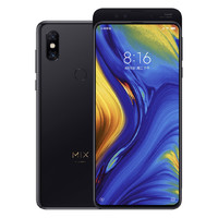 MI 小米 MIX 3 智能手机 黑色 6GB 128GB