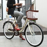 云宵 24寸豪华版 通勤自行车