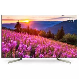 SONY 索尼 KD-55X9000F 55英寸 4K 液晶电视