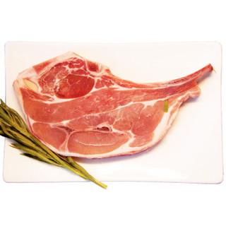 限地区 : 大庄园 新西兰单骨法式羊肩排 500g