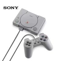 SONY 索尼 PlayStation4 家庭娱乐电脑游戏主机 PS4 PS Classic 复古迷你主机