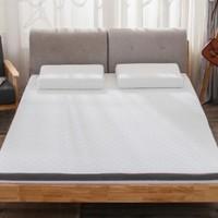 佳佰 天然泰国乳胶垫 平板款加厚 高纯度硬度适中 150*200*5cm