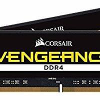 CORSAIR 海盗船 DDR4 笔记本电脑内存条 2400 32G CMSX32GX4M2A2400C16
