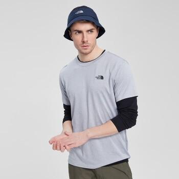 TheNorthFace 北面 3V8R- 男士速干短袖T恤