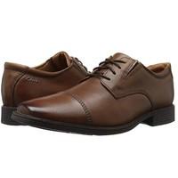 Clarks Tilden Cap 男士休闲鞋