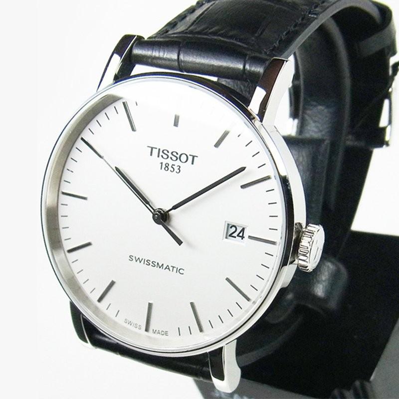 TISSOT 天梭 魅时系列 T109.407.16.031.00 男士机械腕表