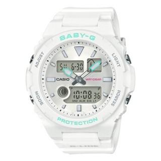 CASIO 卡西欧 BAX-100系列 BAX-100-7A 女士石英手表