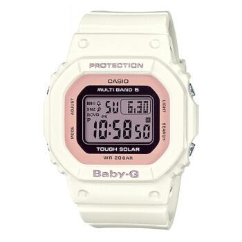 CASIO 卡西欧 BGD-5000系列 BGD-5000-7D 女士石英手表