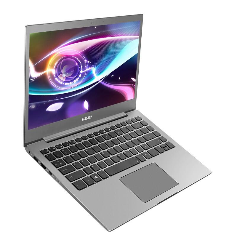 HASEE 神舟 优雅X3G1 13.3英寸笔记本电脑(i3-5005U、8G、256G、72%色域)
