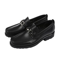 Salvatore Ferragamo 菲拉格慕 DAVID 0671792 001 男士商务休闲皮鞋
