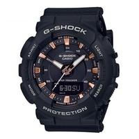 卡西欧(CASIO)手表 G-SHOCK系列 防震防水多功能计步高亮度LED双重照明手表GMA-S130PA-1APR