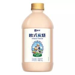 MENGNIU 蒙牛 欧式炭烧风味发酵乳 1kg *14件
