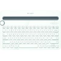 Logitech 罗技 K480 多设备蓝牙键盘 *2件