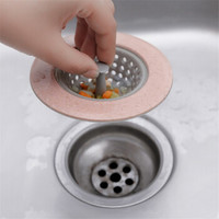 洗碗池过滤网头发水池地漏盖防堵塞 一个装