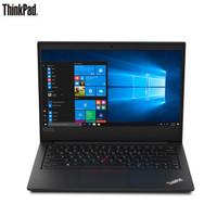 联想ThinkPad E495(0PCD)14英寸笔记本电脑(锐龙5-3500U 8G 512GSSD FHD Win10)黑色