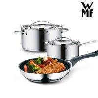 WMF 福腾宝 GALA PLUS 厨房锅具 3件套