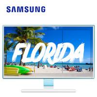 三星显示器旗舰店S27E360H液晶27英寸高清专业设计监控台式电脑屏