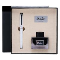 DUKE 公爵 拉丁系列 916 金属钢笔 墨水礼盒装