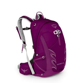 OSPREY 10000907 户外徒步旅行背包 (紫色、9L)