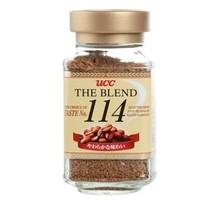UCC 钻石114速溶咖啡粉 90g *4件