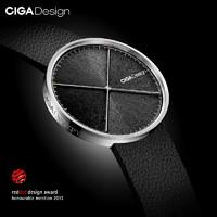CIGA Design 玺佳 D009-1A 男士时装腕表