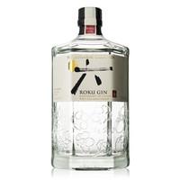 SUNTORY 三得利 日本进口洋酒杜松子酒 (700ml 、单瓶、43%VOI)