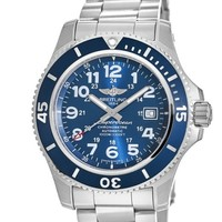 BREITLING 百年灵 Superocean II 超级海洋系列 A17392D8/C910-162A 男士机械腕表