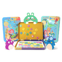 WeVeel 儿童磁力贴玩具 益智拼图 3款可选