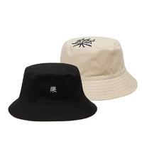 JINUNE 中国风双面渔夫帽