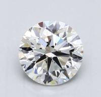 Blue Nile 1.01克拉 圆形钻石(切工VG,成色G,净度VS1)