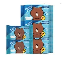 Kleenex 舒洁 湿厕纸 (40片*3包装+10片*2包) *7件 +凑单品