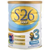 Wyeth 澳新版惠氏 S-26金装 婴幼儿奶粉 3段(12-24月)900g/罐