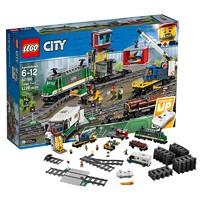LEGO 乐高 城市系列 60198 货运火车