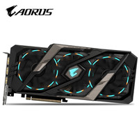 GIGABYTE 技嘉 AORUS GeForce RTX 2080 XTREME 8G 显卡