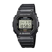 CASIO 卡西欧 G-SHOCK 经典系列 DW-5600E-1V 男士运动手表