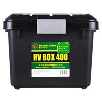 IRIS 爱丽思 RVBOX400 车载收纳箱 28L *4件