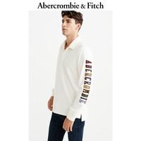 Abercrombie&Fitch 橄榄球款Polo 衫