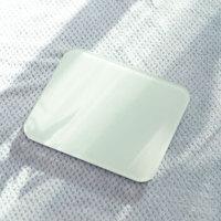 名创优品(MINISO)玻璃人体秤 粉色