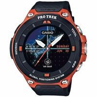 CASIO 卡西欧 WSD-F20-RG RPO TREK GPS智能手表