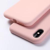 纽曼 iPhoneX XR XS MAX保护壳液态硅胶保护套