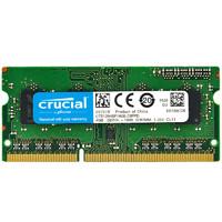 crucial 英睿达 DDR3L 1600 4GB 笔记本内存