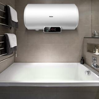 Haier 海尔 60升电热水器 2000W变频加热 专利2.0安全防电墙EC6002-Q6
