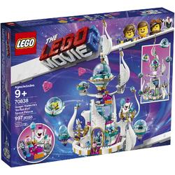 LEGO 乐高大电影系列 70838 瓦特弗拉女王的太空宫殿