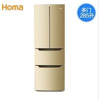 Homa 奥马 BCD-285K/B 变频 多门冰箱 285升