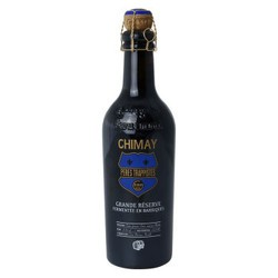 CHIMAY 智美 蓝帽啤酒 修道士精酿啤酒 (橡木桶酿制)375ml